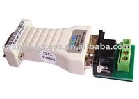 Free Shipping 10pcs High Quality RS232 to RS485 Convertor for Access Control System