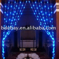 FREE SHIPPING!1x1.8M  LED curtain light for Christmas or wedding or party or shopwindow