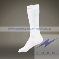 ZEROBODYS Incredible Mens Body Shaper Sock (White)