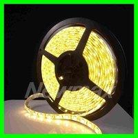 Free shippping via Hk POST!New 5M 300 LED 5050 water-proof SMD Warm White Flexible LED Light Strip.led lamp