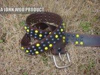 Guaranteed 100% Leather Belts,Limited Version,PUNK,  Studded Leather Belt, Jeans ,rivets,Vintage cowhide