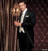 Hot Sell Men's Complete Designer Bridegroom Wedegrom Wedding Prom Suits/Groom Tuxedos(Jacket+pants+tie+vest)