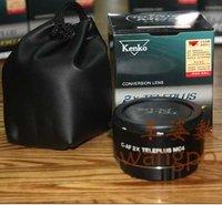 KENKO 2X TELEPLUS MC4 DGX,teleconverter/teleconvertor,conversion lens,teleplus,converter lens for Cannon/Nikon,warranty incl.