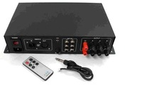 6 channel dmx decoder with IR remote;4A each channel