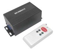RF SD card DMX transmitter