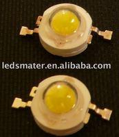 1w high power RGB led/power led Epiled Taiwan Chip & free shipping