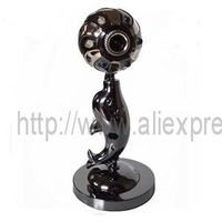 USB Night Vision Webcam Camera 12 Mega Pixel & Mic For PC [HM180]