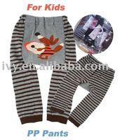 Free shipping 1pcs sample sale/Baby PP pants/Toddler pants/infant pants/sweet kids leggings/new patterns/