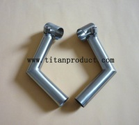 Wholesale!!! Titanium Bicycle parts- Handle Bar End