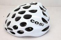 Honeycomb EPS Red/White  Road Bicycle Helmet (Model L)