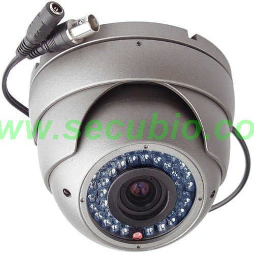Free shipping Secubio OEM Guaranteed 100% +1/3 Inch Sharp CCD Surveillance and Security CCTV Video Camera(China (Mainland))