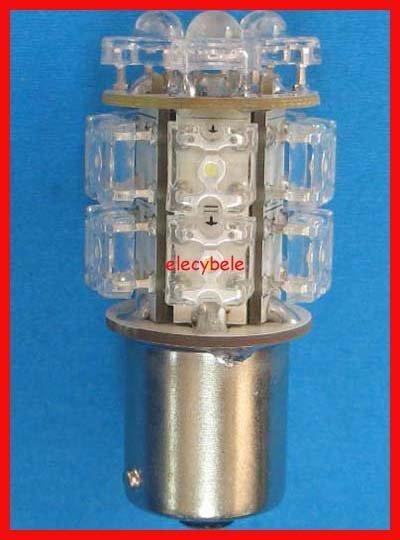 EMD DHL Free S25 T25 BA15S 1156 13 pcs superflux LED Tail Lights LED Brake Light LED Car Lights  ...