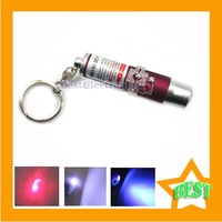 Wholesale Free Shipping + LED Torch Flashlight Light 3 In 1 Laser Pointer Pen