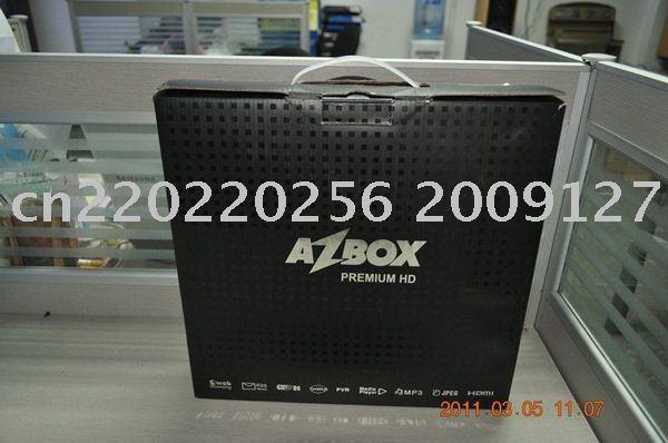 AZBOX HD premium receiver(China (Mainland))
