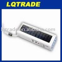 Solar Mobile Charger / Solar Radio / solar flashlight LED lights