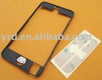 Digitizer Lens Frame+Adhesive for iPod Touch 3nd 3G D0156