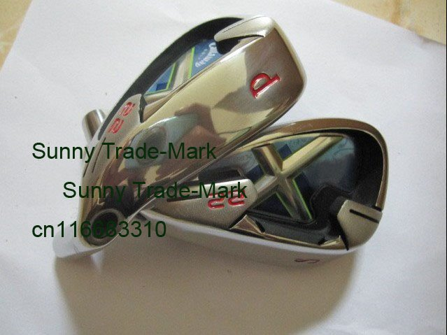 Women golf clubs,X-22 WOMEN golf irons set(China (Mainland))