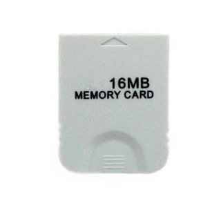 Freeshipping wholesale 10pcs/lot Block 16 MB Memory Card for Wii Gamecube