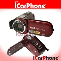 "New Arrived Fashion 2.7"" Digital Camera + 8xdigital zoom Digital Video Camera+12MP Digital camcorder"