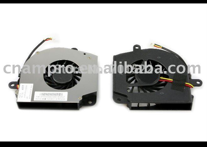Laptop Cooling fan (cooler) W/O heatsink for Lenovo 3000 C100 N100 F40 125 Series - AT00W000200(China (Mainland))