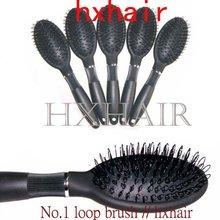round plastic hair brush price