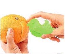 Plastic Citrus Orange Peeler Bird Plastic Lemon Fruit Skin wholesale retail whcn(China (Mainland))