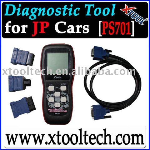[Xtool] PS701 JP Auto Diag Tool for Japanese Cars JP701(China (Mainland))