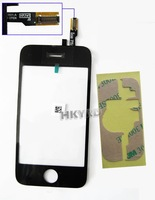 Touch Screen Digitizer Replacement +Adhesive For iPhone 3G B0011