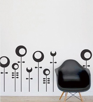 Freeshipping New arrival pvc home Decor wall Decor wall Sticker Removable Giving Free Transfer filmTt082