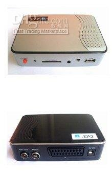 Digital Terrestrial Receiver HD DVB-T receiver DVB-806+Mini multi media player+PVR+MHEG5(UK Compliance)+ Card Slot Mini