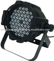54 x 1W/3W best-selling led par light & free shipping