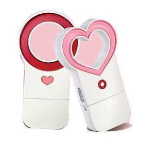 Freeshipping 10pcs/lot Silicone heart shaped USB Flash Memory Drive Stick 4GB thumb drive(China (Mainland))