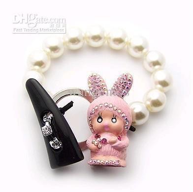 pulseira de pérolas / moda de venda quente pulseira de pérolas bracelet/10pcs LOT imitação de pérolas / maior(China (Mainland))