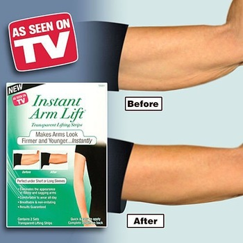 Free Shipping Instant Arm Lift Makes Arms Look Firm And Younger Instantly Slimming Arm As Seen On Tv 1pack=4pcs 24pack