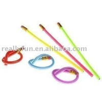 magic soft pencil flexible pencils stationary novelty gifts office supply Free Shipping