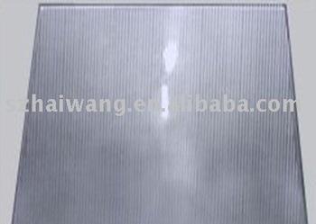 Free shipping 2pcs solar linear fresnel lens