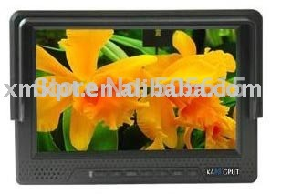 7inch LED Monitor with HDMI/ YPbPr/AV input--KP6068NP/H/Y(China (Mainland))
