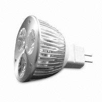 mr16 led spot light/led bulb light GU5.3 base 220V  white or warm white