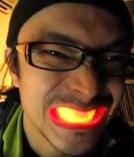 wholesale led flashing mouth