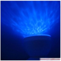 Amazing Daren Waves Night Light Projector Speaker Lamp /Ocean waves projector lamp projection / romantic Christmas art yp01