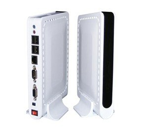 Cheap price win7 thin client pc station support wifi,usb ports