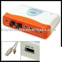 usb audio adapter promotion