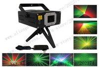 Free Shipping 12 PCS Wholesale  Mini RGB Colors Animation Professional Mini Stage Lighting