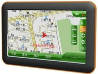 New map 5.0 Inch Car GPS Navigation 2G FM mp3 without Bluetooth