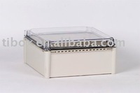 W280XH280XD180MM/CLEAR COVER/IP66/WATERPROOF ENCLOSURE/PLASTIC BOX/DISTRIBUTION BOX/TIBOX/FIBOX/HIBOX/WATERPROOF BOX