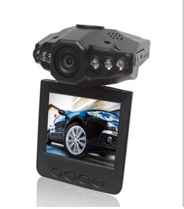 Free Ship!Latest HDMI 720P In Car Camera cam Recorder With 270 Swing LCD &amp; motion detection(China (Mainland))