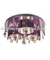 modern fashion crystal ceiling lamp
