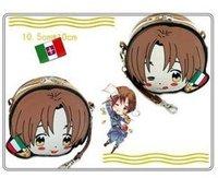 Axis Powers Hetalia Italy Coin Bag Wallet ! RARE!!