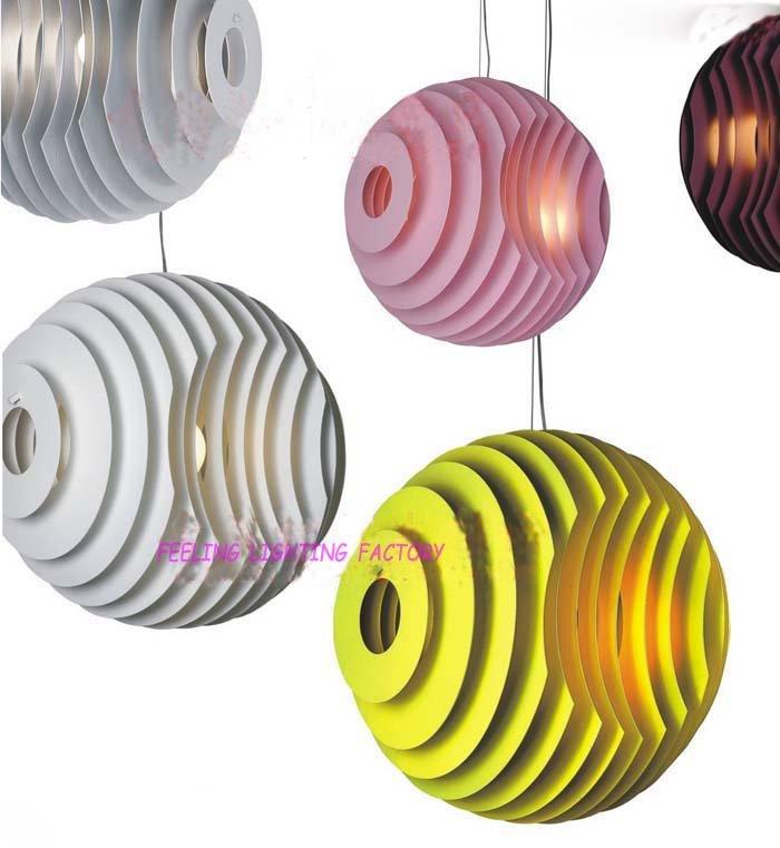 Free Shipping Italy Foscarini supernova Light,Modern Apple Pendant lamp,White Metal Baking Finish pendant lights 110V-260V,E27(China (Mainland))