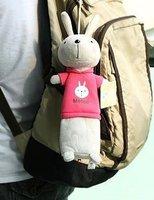 Free Shipping/ Plush cartoon Rabbit Handbag Pendant/Pencil bags/Wallet/Cosmetic Bag/Mobile Strap / Fashion Style/Wholesale
